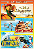 DVD TALE OF DESPEREUAX