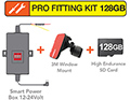 C&7 PRO-FITTING KIT 128GB