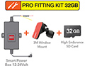 C&7 PRO-FITTING KIT 32GB