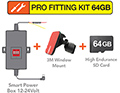 PRO FITTING KIT 64GB